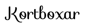 Kortboxar