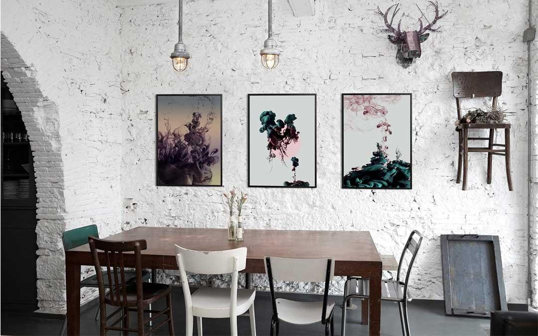 Miljövänlig inredning, möbler och detaljer