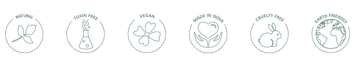 Produkter från Maroma innehåller endast naturliga ingredienser och är cruelty-free och Fair Trade.