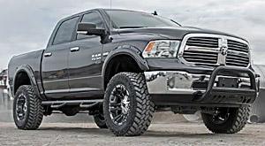 Höjningssats Dodge Ram