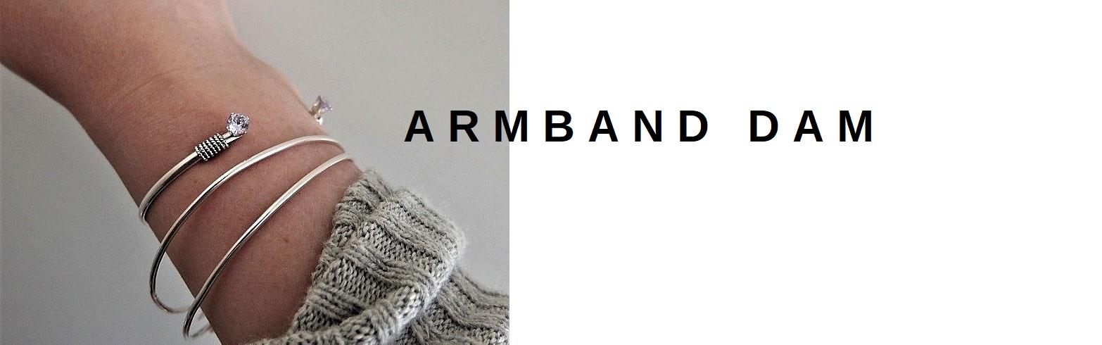 Armband dam