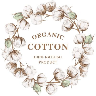 ORganic Cotton illustration