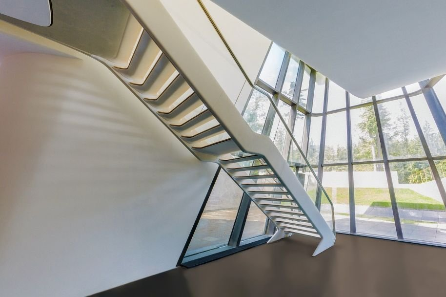 Only Private Residence Designed By Zaha Hadid Completed In