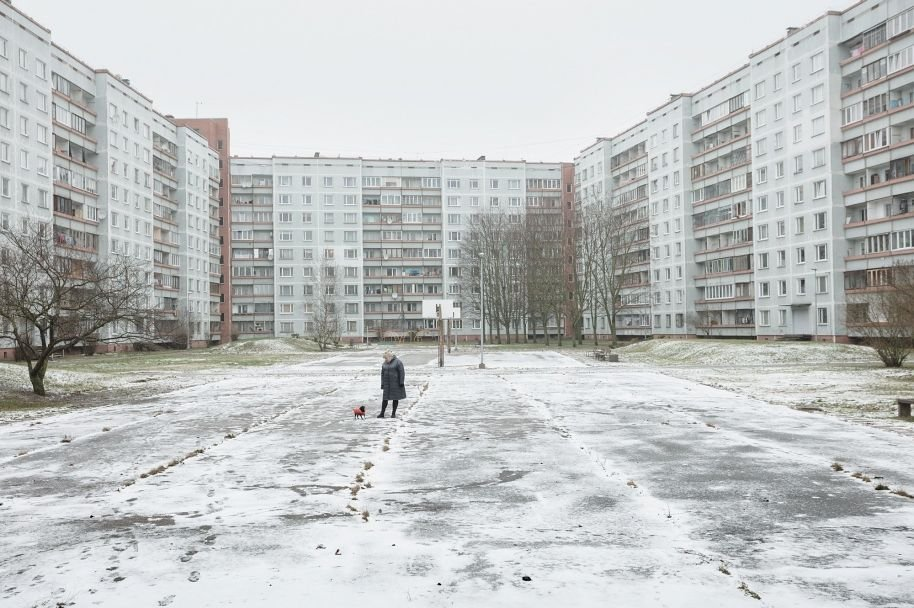 The shape of society: Coexisting in Latvia's Soviet apartment ...