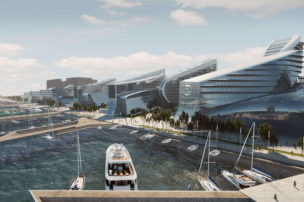 Zaha Hadid Architects To Take On Third Project In Russia