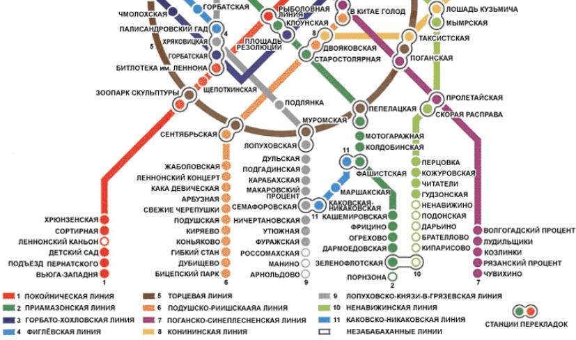 Метро карта москвы карта москвы метро