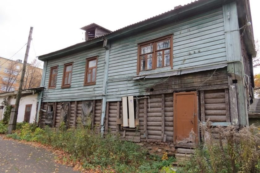 «Дом Лизы Калитиной». Фото: Ирина Крахмалева/ infoorel.ru