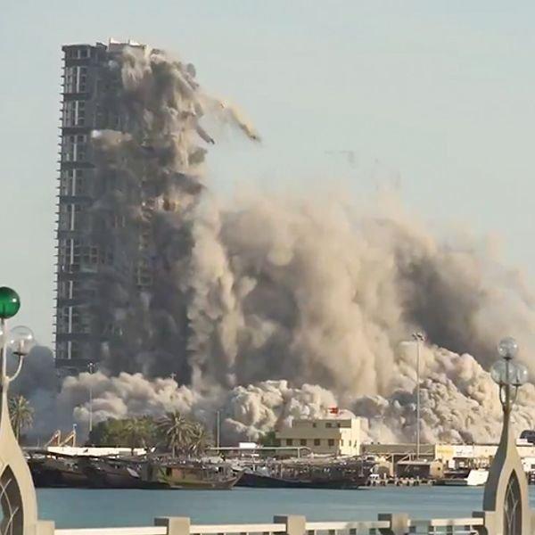 дом за биткоины в Абу Даби Шаам