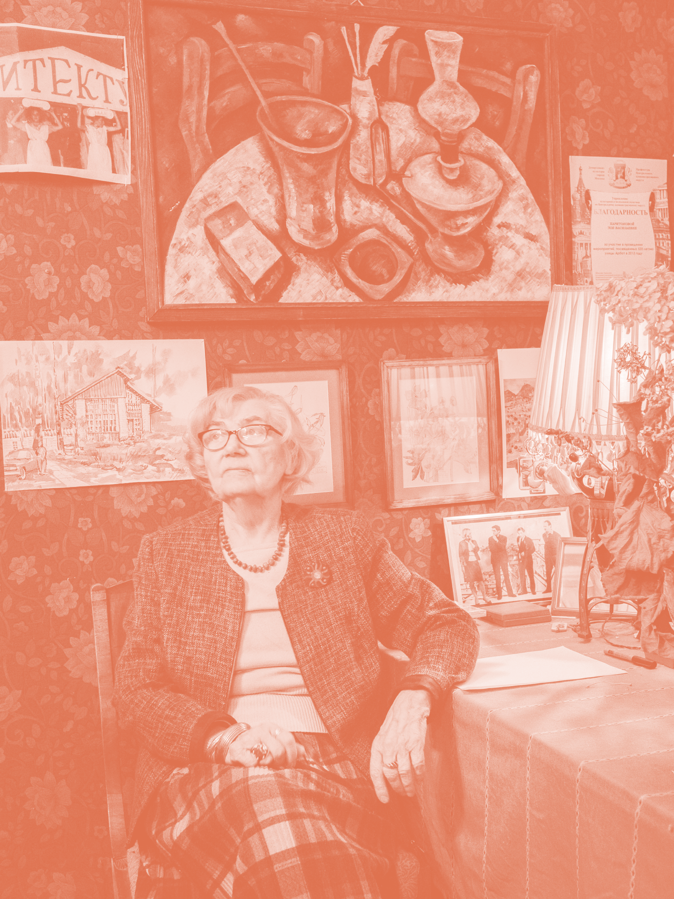 Зоя Харитонова —  о детстве в Сокольниках, мечтах о «Городе будущего» и проектировании собственного дома