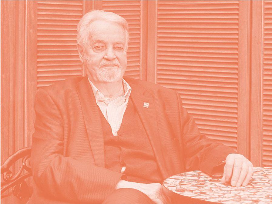 Юрий Гнедовский — о первом кинотеатре Зеленограда, архитектурной дерзости и любимых модернистских проектах