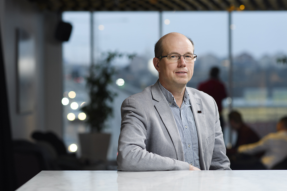 Robert Andersson förhandlingschef SULF