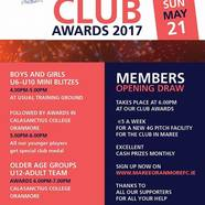 Club 20awards