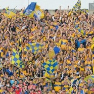 Clare 20supporters