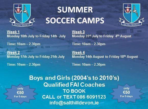 Summer 20camps