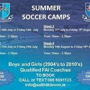 Summer 20camps