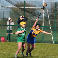 Orlaith 20duggan 20stretches 20to 20get 20the 20block 20on 20lorraine 20mccarthy