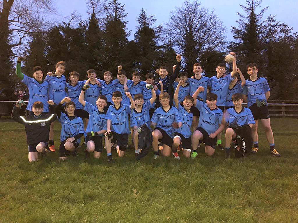 Eadestown 20boys 20feile 20c 20team 202018