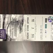 Ticket 20drawn 202018
