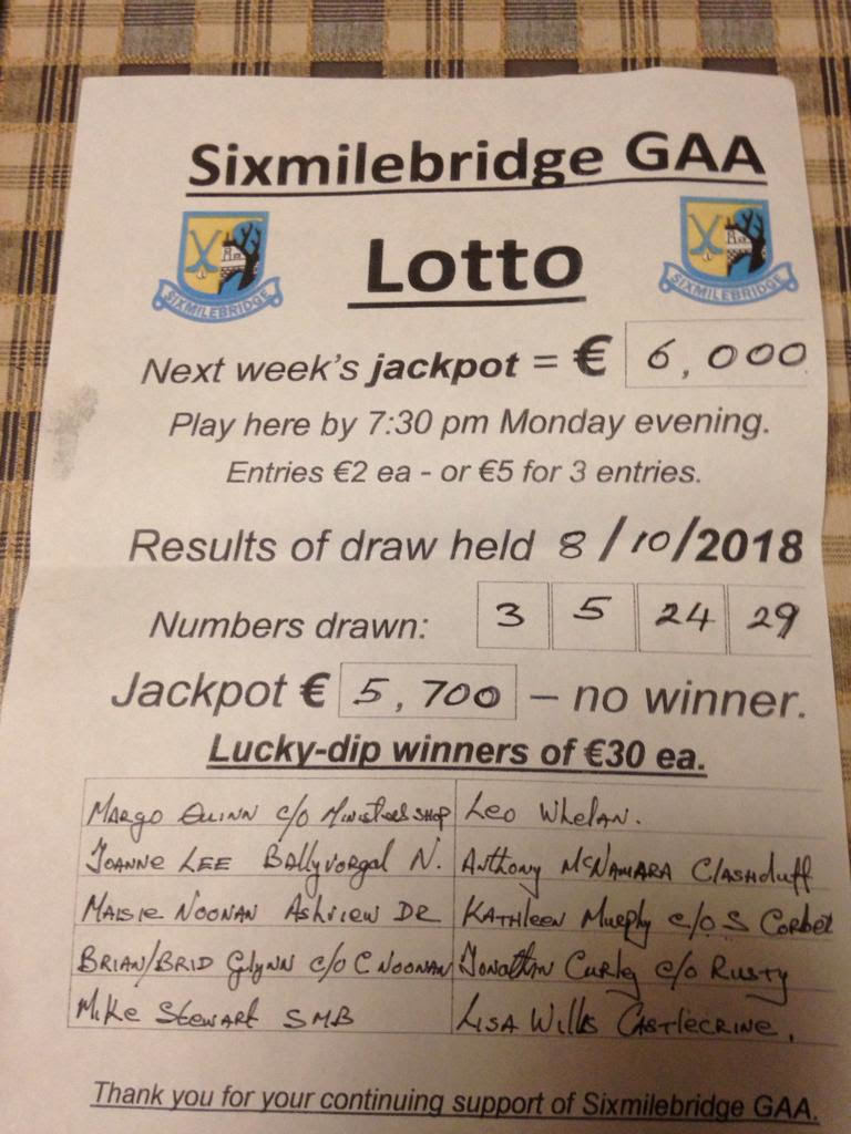 ClubZap | Sixmilebridge News