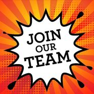 Hiring photo join our team