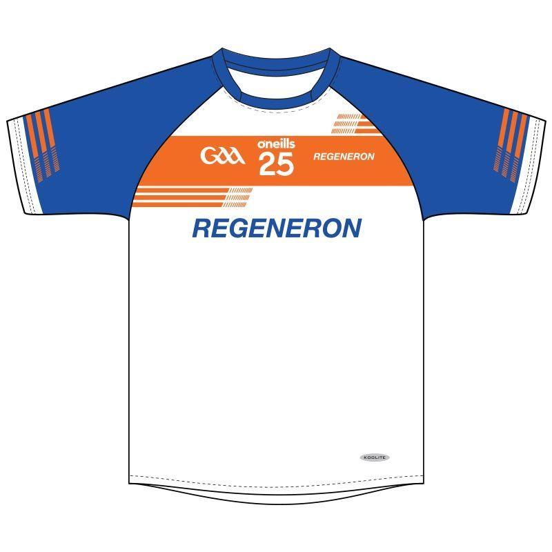 Regeneron ireland jersey front