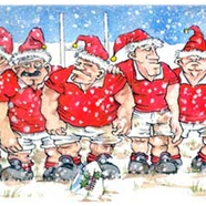 Christmas rugby 20image