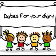 Dates for your diary blog