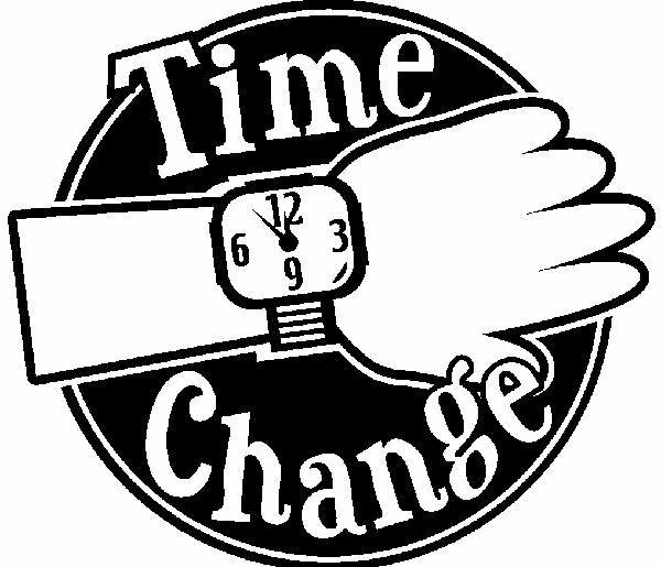 Time 20change