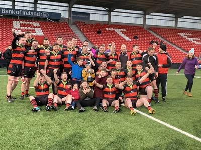 Killarney RFC Win Martin O'Sullivan Cup - Match Report