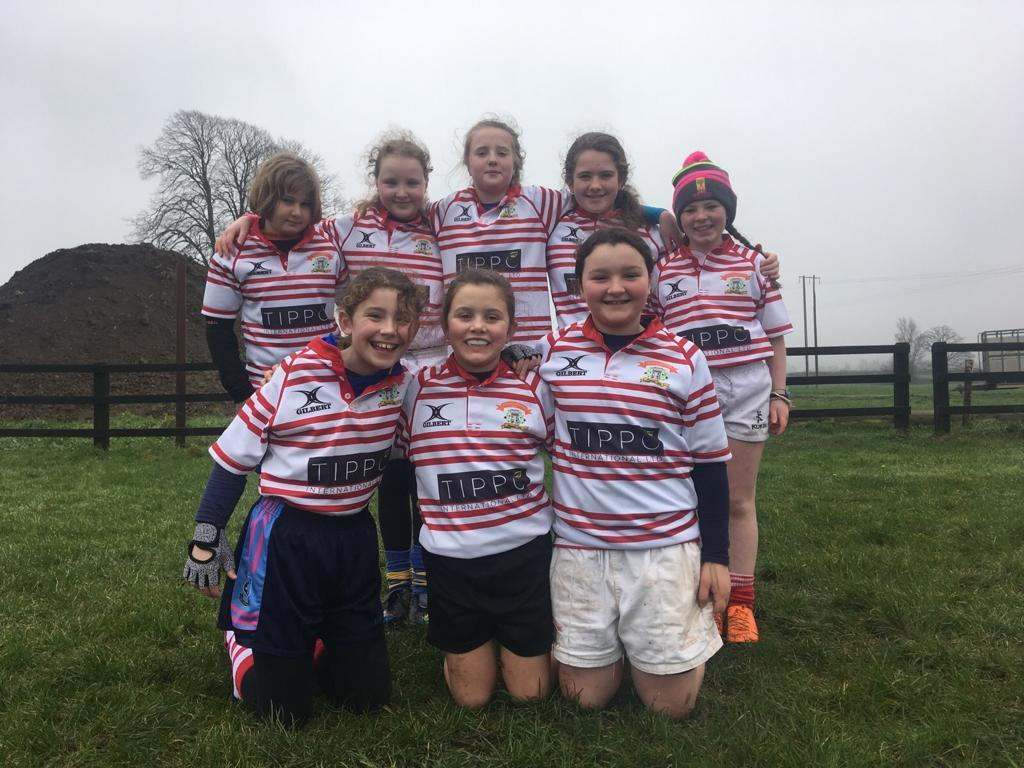 U 12 20girls 20fethard 20  20carrick 20on 20suir