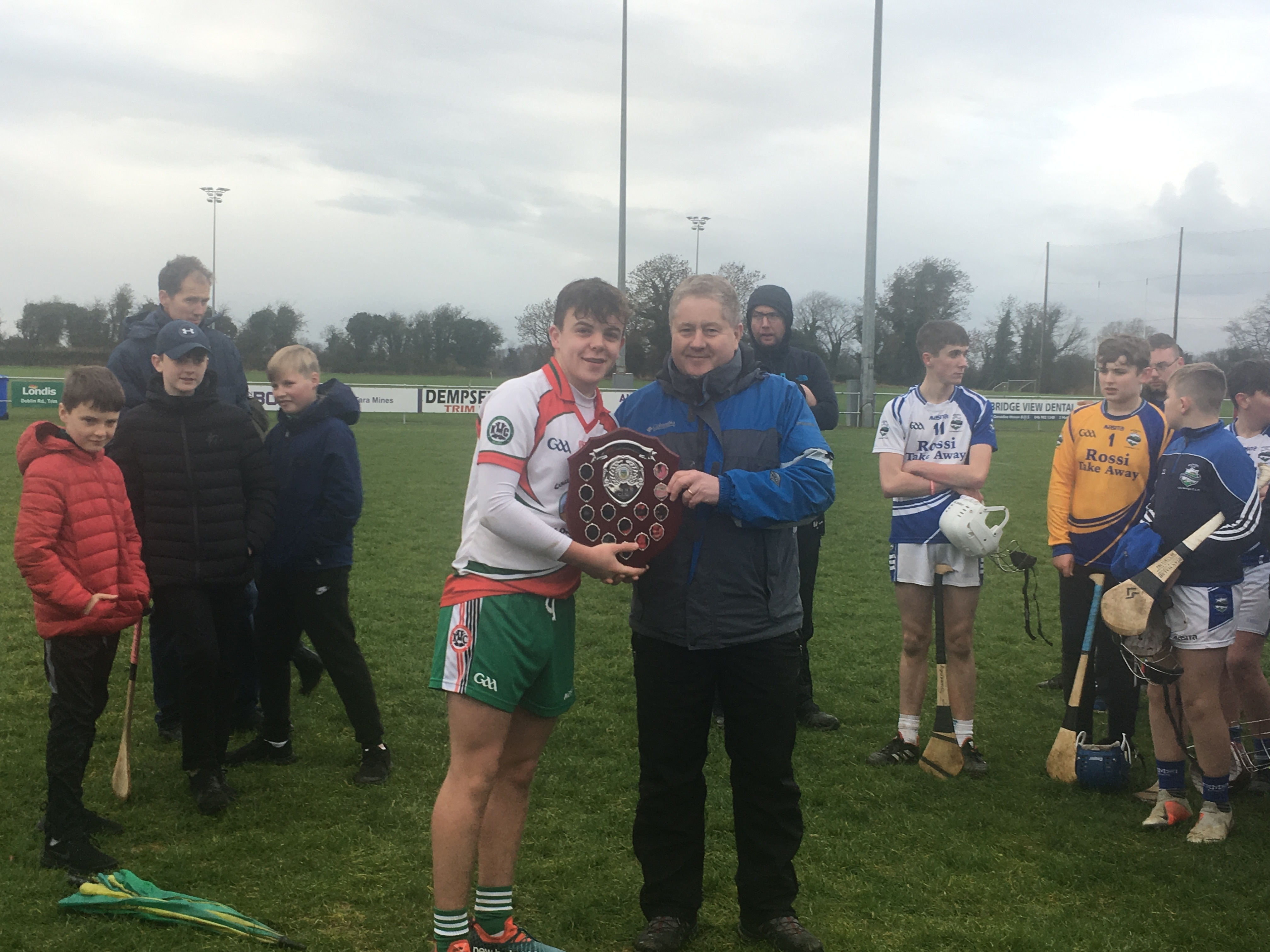 U15 20hurling 20shield 20presentation