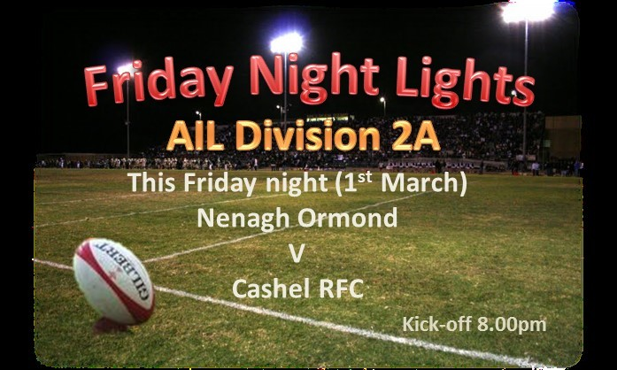 Friday 20cashel 201st 20mar