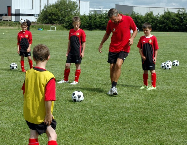 Children football coaching1