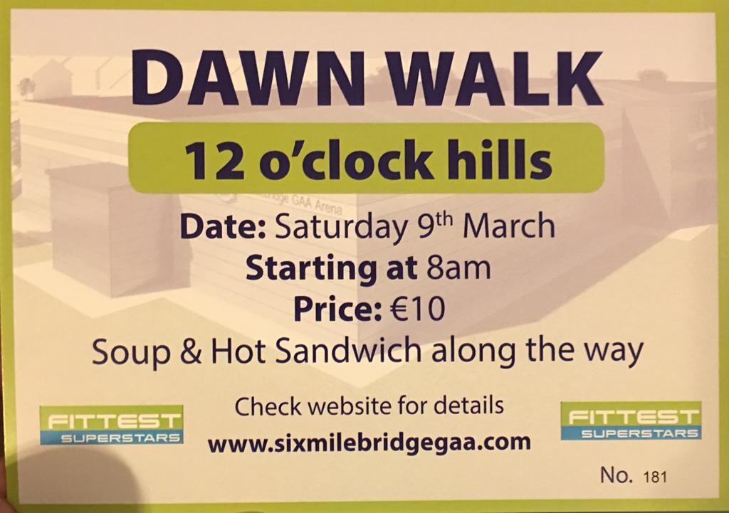 Dawn 20walk