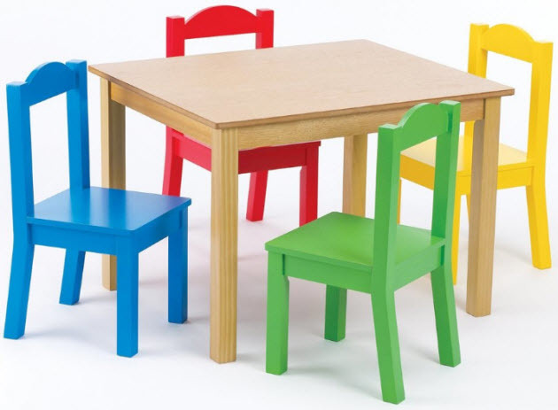 Tables for kids