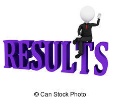 Results concept results word on white background stock illustrations csp10517778