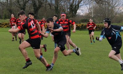 West Munster U16 Cup - Killarney 47 Killorglin 12