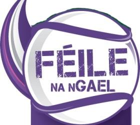 Feile na gael logo crest