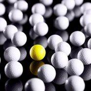 Golfbals