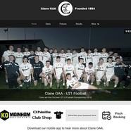 New web site clane gaax400