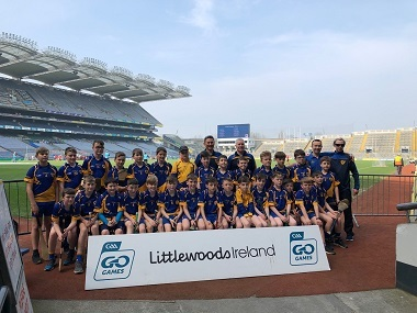 Photo 202 20of 20banner 20under 2012 20hurlers 202019 20croke 20park 20activity 20day 20for 20clubify