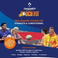 Pre season 20touch 20fit