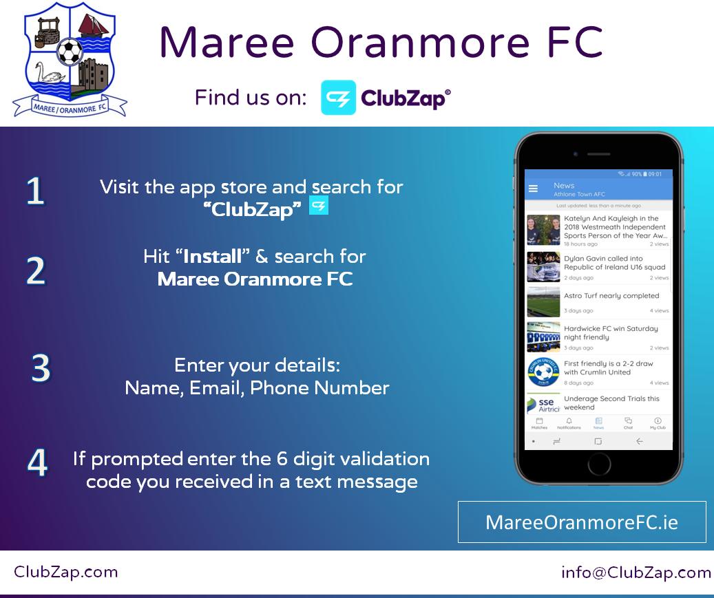 Club News - Juniors Premier League opening fixture this weekend