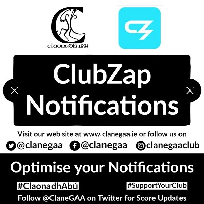 Clubzap 20notifications