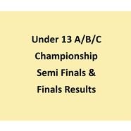 U13updatefinalssemis