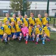 U13 20girls