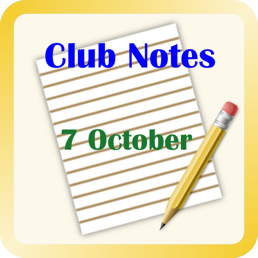 Notes 207 20oct
