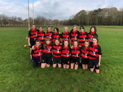 Killarney RFC Girls scale New Heights