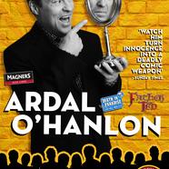 Ardal o'hanlon onlineposter