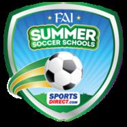 Summer soccer schools logo